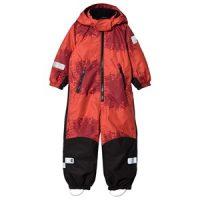 Reima Reimatec® Kiddo Snowy Kjeledress Lingonberry Red 92 cm (1,5-2 år)