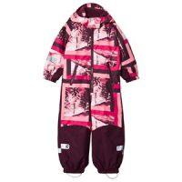Reima Reimatec® Kiddo Snowy Kjeledress Raspberry Pink 92 cm (1,5-2 år)