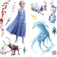 RoomMates Wallstickers Disney Frozen