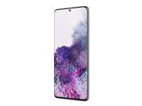 Samsung Galaxy S20+ - Smarttelefon - dobbelt-SIM - 4G LTE - 128 GB - microSD slot - 6.7 - 3200 x 1440 piksler (525 ppi) - Infinity-O Dynamic AMOLED 2X - RAM 8 GB 10 megapiksler - 4x bakkameraer - Android - kosmisk grå