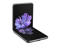 Samsung Galaxy Z Flip 5G - Smarttelefon - dobbelt-SIM - 5G NR - 256 GB - 6.7 - 2636 x 1080 piksler (425 ppi) - Flex Dynamic AMOLED - RAM 8 GB 10 megapiksler - 2x bakkameraer - Android - mystisk grå