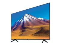 Samsung UE55TU7092U - 55 Diagonalklasse 7 Series LED TV - Smart TV - Tizen OS - 4K UHD (2160p) 3840 x 2160 - HDR - skifersvart