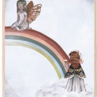 That's Mine Poster Working Fairies 30x40