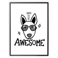 XO Posters Poster Awesome 50x70 cm