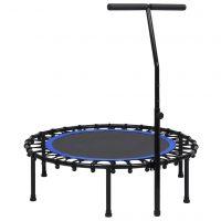 vidaXL Trim-trampoline med håndtak 102 cm