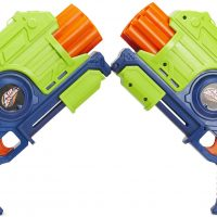 Air Zoomer Dart Blaster 28 cm 2-Pack