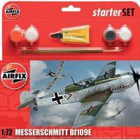 Airfix Model Set Messerschmitt Bf109E3