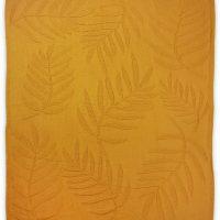 Albero Mio Löv Teppe, Mustard Yellow