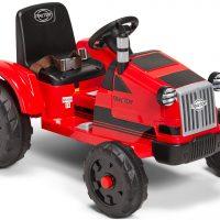 Alex's Garage Elbil Traktor, Rød