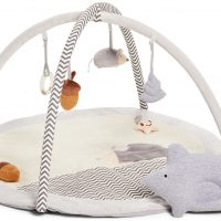 Alice & Fox Babygym Pinnsvin, Grå