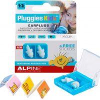 Alpine Pluggies Kids Ørepropper