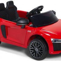 Audi R8 Elbil, Rød