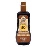Australian Gold Spray Gel SPF 30 With Instant Bronzer 237ml