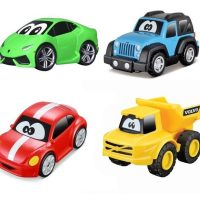 BB Junior My 1st Collection Cars Set