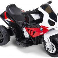 BMW Trike S1000RR Elmotorsykkel, Rød