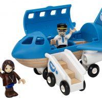 BRIO 33306 Fly Blå