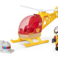 BRIO 33797 Redningshelikopter
