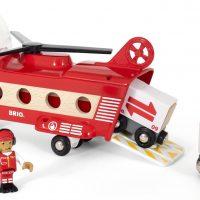 BRIO 33886 Transporthelikopter