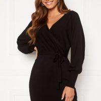 BUBBLEROOM Hannie knitted dress Black XXS