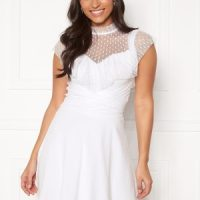 BUBBLEROOM Nilla dress White XL