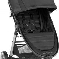 Baby Jogger City Mini 2 Sportsvogn, Jet Black