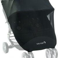 Baby Jogger City Mini 2/Mini GT 2 Myggnett Dobbel