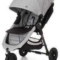 Baby Jogger Fotstøtte Universal, Black