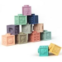 Baby to love My First Learning Cubes Lekeklosser