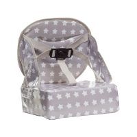 Baby to love Sittepute Easy Up - On-the-go , White Stars