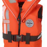 Baltic Skipper Redningsvest 99 3-10 kg, Oransje