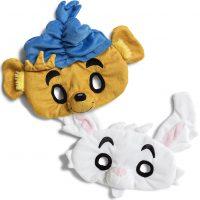 Bamse Og Lille Hopp Masker