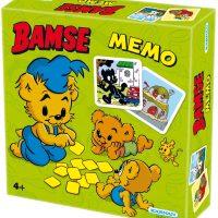 Bamse- Verdens Sterkeste Bjørn Spill, Memo