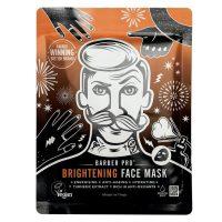 Barber Pro Brightening Face Mask 15ml
