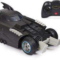 Batman Radiostyrt Bil Med Figur Batmobile