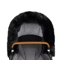 Bjällra of Sweden Faux Fur Collar for Hood One Size