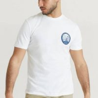Björn Borg T-shirt Tee Borg Sport Hvit