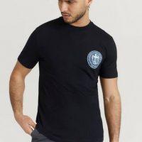 Björn Borg T-shirt Tee Borg Sport Svart