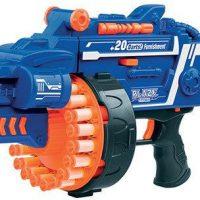Blazestorm Soft Bullet Blaster B/O 4