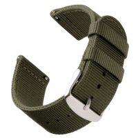 Bofink® Nordic Nylon Stropp For Fossil Gen 4 (43mm) - Army