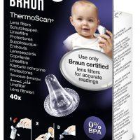Braun Linsefilter til Termometer