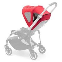Bugaboo Bee Breezy Sun Canopy Neon Red One Size