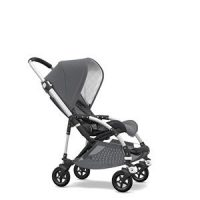 Bugaboo Bee5 Classic Complete ALU/Grey Mélange One Size