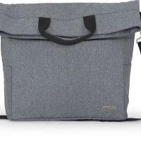 Bumprider Sidebag, Grå-Svart