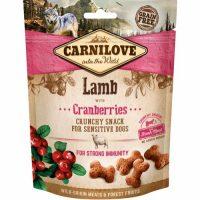 Carnilove crunchy lam hundesnacks