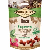 Carnilove kattesnacks med and