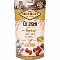 Carnilove kattesnacks med kylling