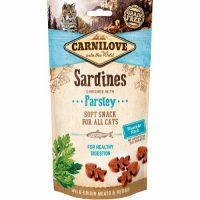 Carnilove kattesnacks med sardin