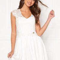 Chiara Forthi Amante lace dress White 36