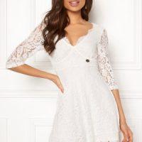Chiara Forthi Ellix Dress - 2 White S (EU36)