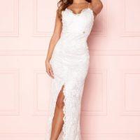 Chiara Forthi Irmeline gown White 42
